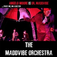 The Maddvibe Orchestra — Angelo Moore, Alan Williams, Jeff Hobbs, David Boyce, dan cantrell, Bryan Dean