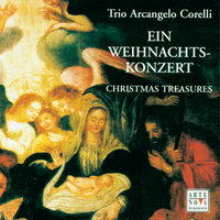 Christmas Treasures — Trio Arcangelo Corelli