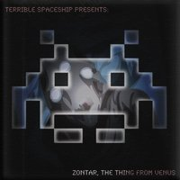 Zontar, the Thing from Venus — Terrible Spaceship