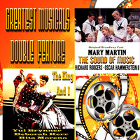 Greatest Musicals Double Feature - The King and I & The Sound of Music — Mary Martin