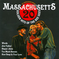 Massachusetts - 20 Golden Hits of the Bee Gees — London Session Singers