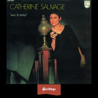 Heritage - Avec Le Temps - Philips (1971) — Catherine Sauvage