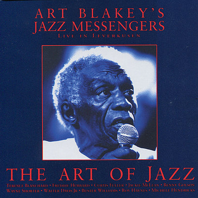a review of moanin a jazz album by art blakey and the jazz messengers Find helpful customer reviews and review ratings for art blakey and the jazz messengers moanin at amazoncom read honest and unbiased product reviews from our users.