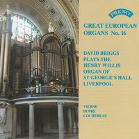 Great European Organs No.16: St.George's Hall, Liverpool — David Briggs