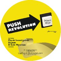 Don't Stop — Push Revolution
