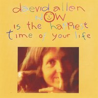 Now Is The Happiest Time Of Your Life — Daevid Allen