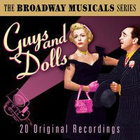 Guys and Dolls (The Best Of Broadway Musicals) — сборник