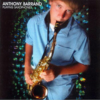 Playing Saxaphones — Anthony Barrand