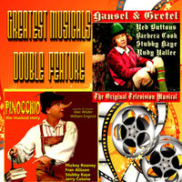 Greatest Musicals Double Feature - Pinocchio & Hansel and Gretel — Mickey Rooney