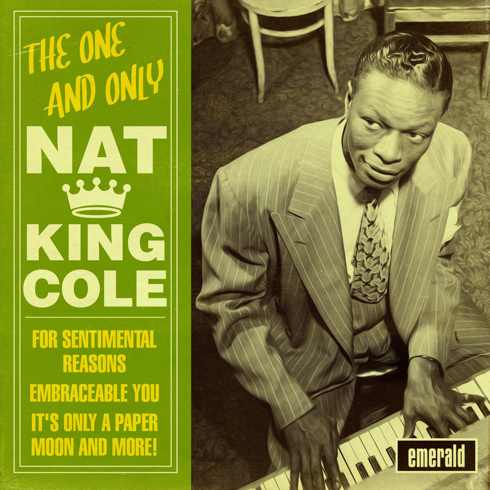 narrator and nat king cole No trouble in their faces not one anxious voice they are not concerned with the same things as the narrator,  you just like nat king cole and he makes up his.