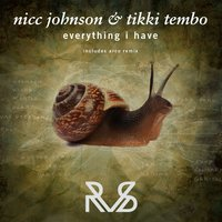 Everything I Have — Nicc Johnson, Tikki Tembo, Nicc Johnson & Tikki Tembo