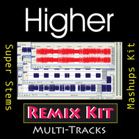 Higher (Multi Tracks Tribute to Taio Cruz ) — REMIX Kit