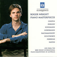 Piano Masterpieces — Peter Sculthorpe, Roger Wright, Lowell Liebermann, Elisenda Fábregas