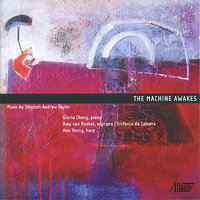 Stephen Andrew Taylor: The Machine Awakes — Sinfonia da Camera, Stephen Andrew Taylor