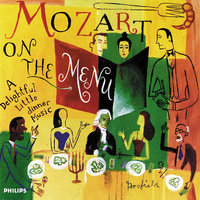 Mozart on the Menu: A Delightful Little Dinner Music — сборник