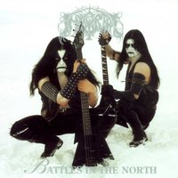 Battles In The North — Immortal