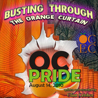 Busting Through (The Orange Curtain) - Single — Clint Crisher