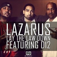 Lay the Law Down (feat. D12) - Single — Lazarus