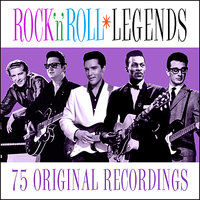 Rock 'n' Roll Legends - 75 Original Recordings — сборник