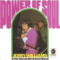 Power Of Soul — Jerry Williams