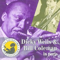 In Paris — Dicky Wells and Bill Coleman