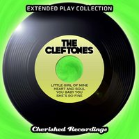 The Cleftones - The Extended Play Collection, Vol. 90 — The Cleftones