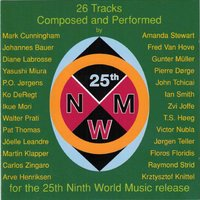 25th Ninth World Music Release — сборник