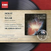 Elgar: 'Enigma' Variations - Holst: The Planets — Sir Adrian Boult, Эдуард Элгар, Густав Холст