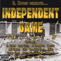 Independent Game, Volume 2 (Compilation) — B. Down / Various Artists