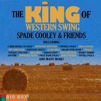 Big Box Value Series: The King of Western Swing - Spade Cooley & Friends — Spade Cooley