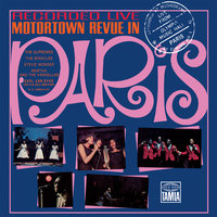 Recorded Live Motortown Revue In Paris — сборник