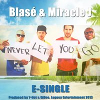 Thelo Kati Na Sou Po (Never Let You Go) [feat. Miracle J] — Blasé