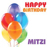 Happy Birthday Mitzi — The Birthday Crew