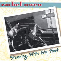 Steering With My Feet — Rachel Owen