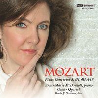 Mozart Piano Concertos — Anne-Marie McDermott