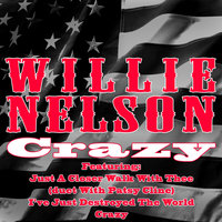 Crazy — Willie Nelson, Carla Bruni