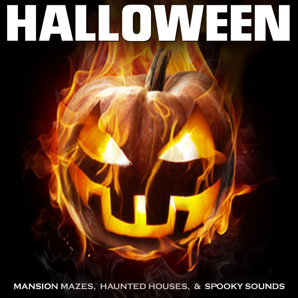 Halloween - Mansion Maze, Haunted House, & Spooky Sounds — Halloween