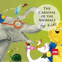 Carnival of the animals — Felix Slatkin, Concert Arts Orchestra