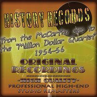 History Records - American Edition - From the McCarthy era to the 'Million Dollar Quartet' 1954-56 — сборник