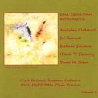 Paul Freeman Introduces, Vol. 8 — Paul Freeman, Jiří Gemrot, The Czech National Symphony Orchestra, Adolphus Hailstork, Richard Felciano, David N. Baker