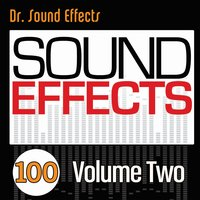 100 Sound Effects - Volume Two — Pro Sound Effects Library
