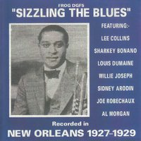 Sizzling the Blues - New Orleans 1927-29 — сборник