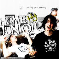 The Dirty Ghost Of Harmony — Home Junior