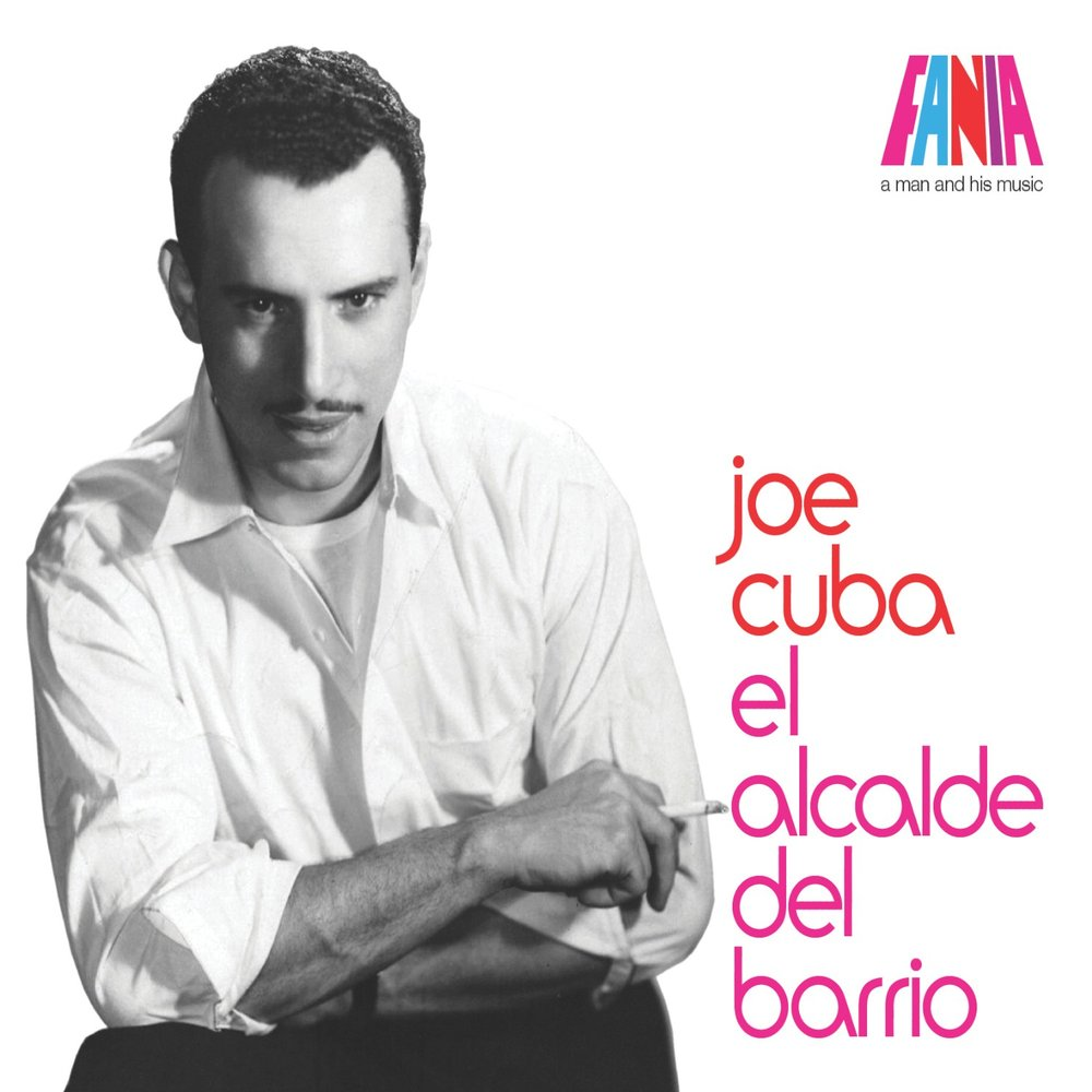 Joe Cuba Sextet - My Man Speedy / Psychedelic Baby