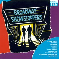 Broadway Showstoppers — Sir Thomas Allen, Jonathan Pryce, Richard Harris, David Rendall, Caroline O'Connor