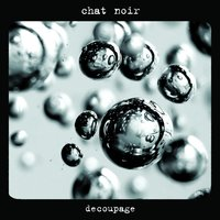 Decoupage — Chat Noir