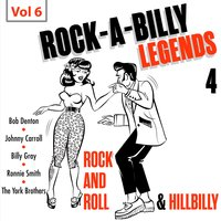 Rock a Billy Legends 4, Vol. 6 — сборник