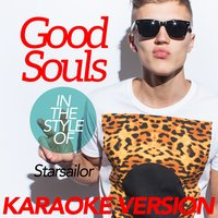 Good Souls (In the Style of Starsailor) - Single — Ameritz Karaoke Classics