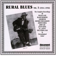 Rural Blues Vol. 1 1934-1956 — сборник
