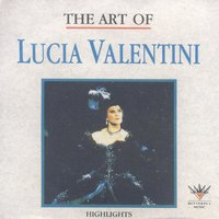 The Art Of Lucia Valentini — сборник